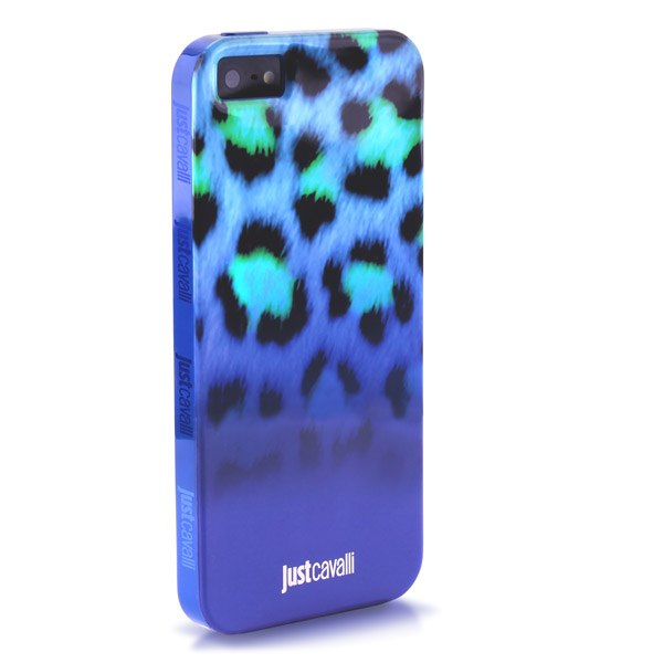 Iphone 5 caseJustcavalli Macro Leopard